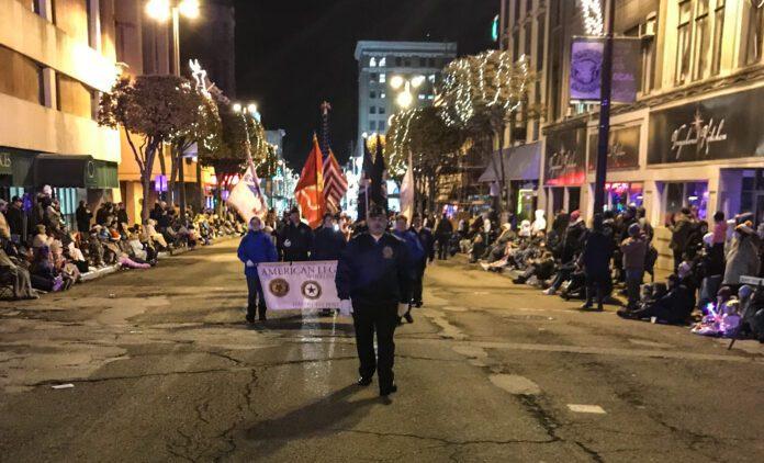 Wheeling Christmas Parade 2021 A Fantasy Comes True Lede News Parade Sights Sounds
